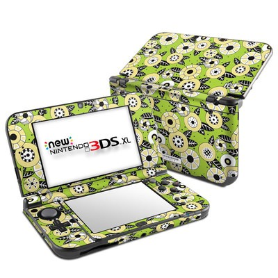 Nintendo New 3DS XL Skin - Funky