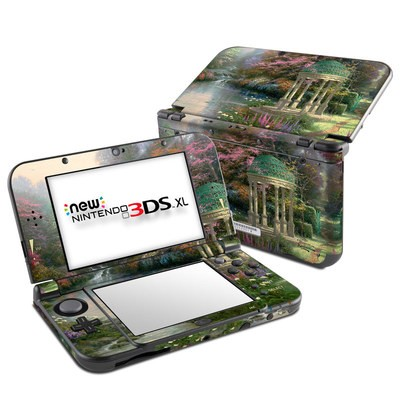 Nintendo New 3DS XL Skin - Garden Of Prayer