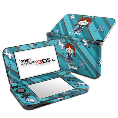 Nintendo New 3DS XL Skin - Got Geek