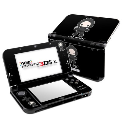 Nintendo New 3DS XL Skin - Got Ninja