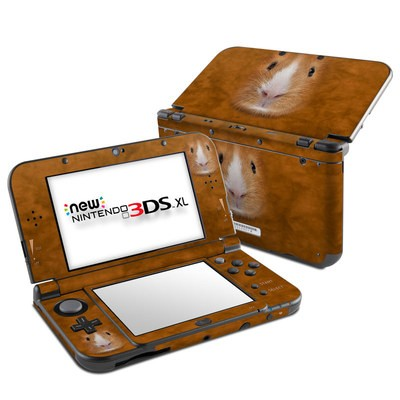 Nintendo New 3DS XL Skin - Guinea Pig