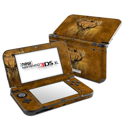 Nintendo New 3DS XL Skin - Hiding Buck