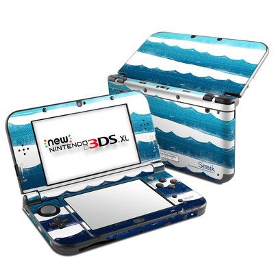 Nintendo New 3DS XL Skin - Horizon Lines