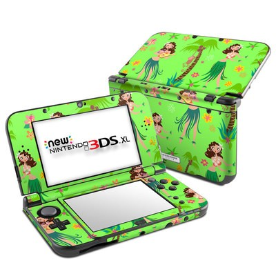 Nintendo New 3DS XL Skin - Hula Honey