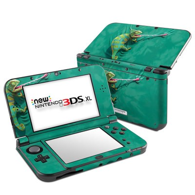 Nintendo New 3DS XL Skin - Iguana