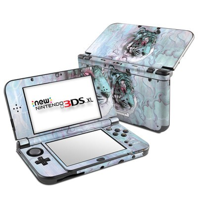 Nintendo New 3DS XL Skin - Illusive by Nature