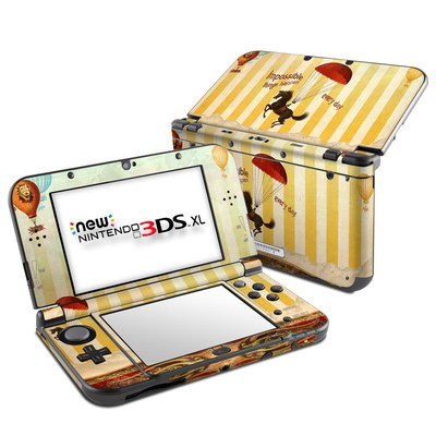 Nintendo New 3DS XL Skin - Impossible