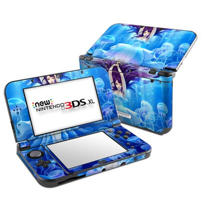Nintendo New 3DS XL Skin - Jelly Girl