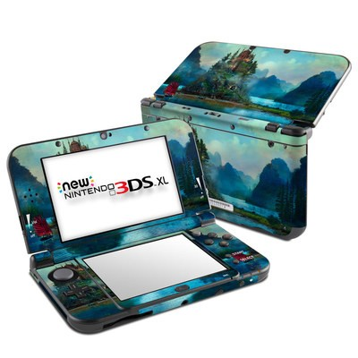 Nintendo New 3DS XL Skin - Journey's End