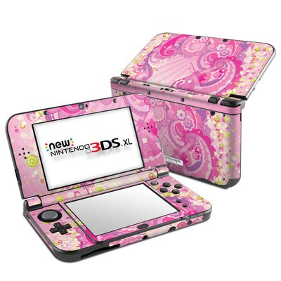 Nintendo New 3DS XL Skin - Jolie