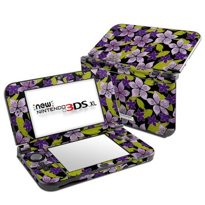 Nintendo New 3DS XL Skin - Lilac