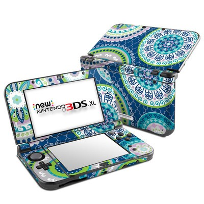 Nintendo New 3DS XL Skin - Medallions