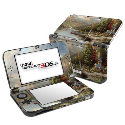 Nintendo New 3DS XL Skin - Mountain Majesty