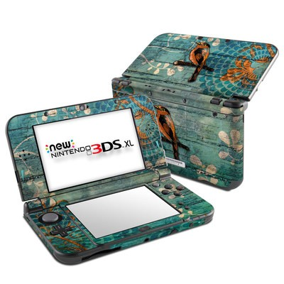 Nintendo New 3DS XL Skin - Morning Harmony