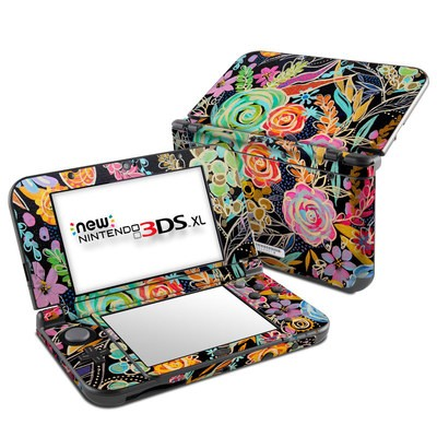 Nintendo New 3DS XL Skin - My Happy Place