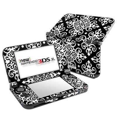 Nintendo New 3DS XL Skin - Noir