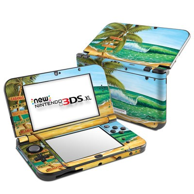 Nintendo New 3DS XL Skin - Palm Signs