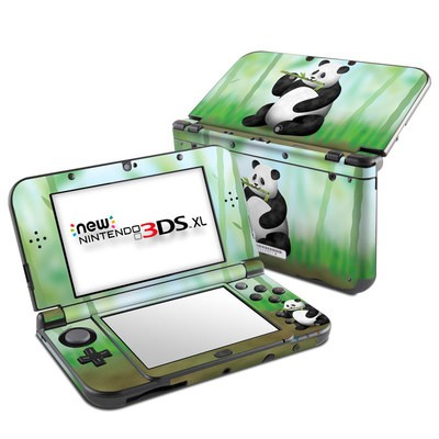 Nintendo New 3DS XL Skin - Panda