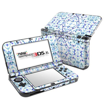 Nintendo New 3DS XL Skin - Pastel Geo
