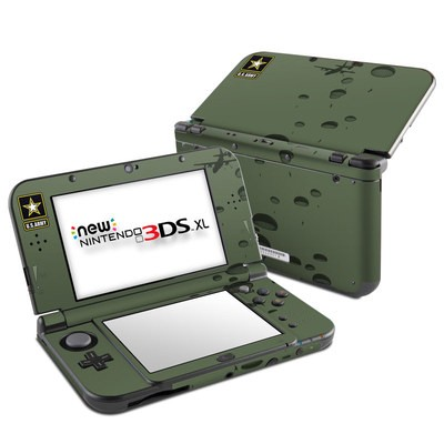 Nintendo New 3DS XL Skin - Pull The Lanyard