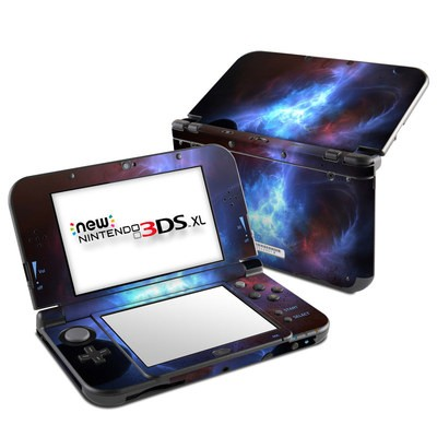 Nintendo New 3DS XL Skin - Pulsar