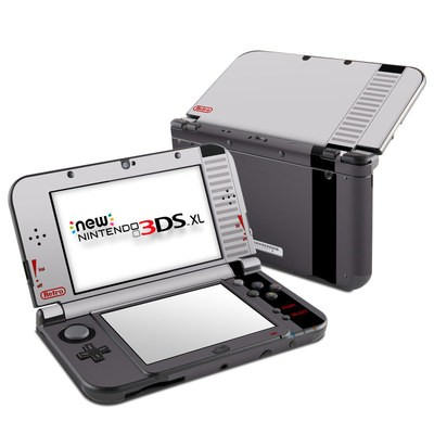 Nintendo New 3DS XL Skin - Retro Horizontal