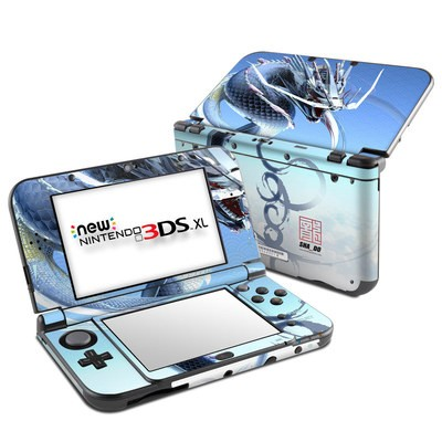 Nintendo New 3DS XL Skin - RYU 2
