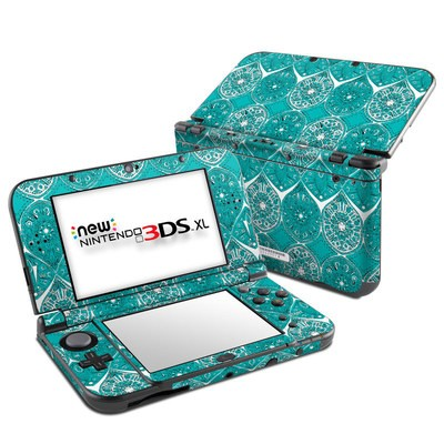 Nintendo New 3DS XL Skin - Saffreya