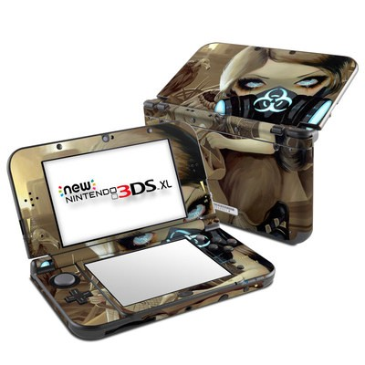 Nintendo New 3DS XL Skin - Scavengers