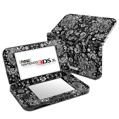 Nintendo New 3DS XL Skin - Shaded Daisy