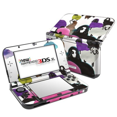 Nintendo New 3DS XL Skin - Sheeps