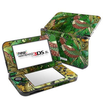 Nintendo New 3DS XL Skin - Sing Me A Song