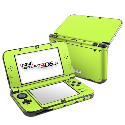 Nintendo New 3DS XL Skin - Solid State Lime