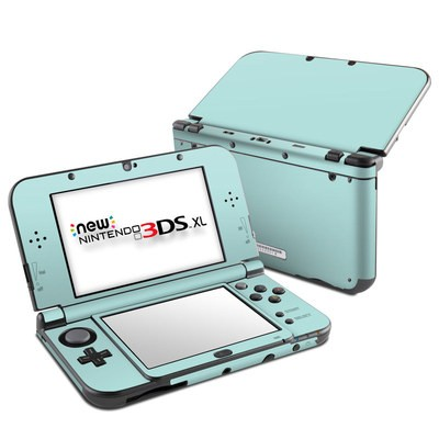 Nintendo New 3DS XL Skin - Solid State Mint