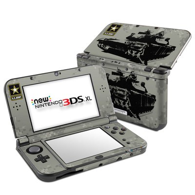 Nintendo New 3DS XL Skin - Tank Tuff