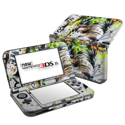 Nintendo New 3DS XL Skin - Theory