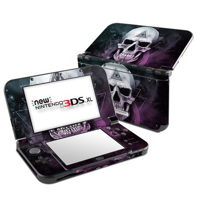 Nintendo New 3DS XL Skin - The Void