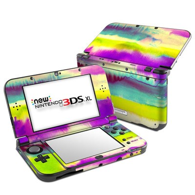 Nintendo New 3DS XL Skin - Tidal Dream