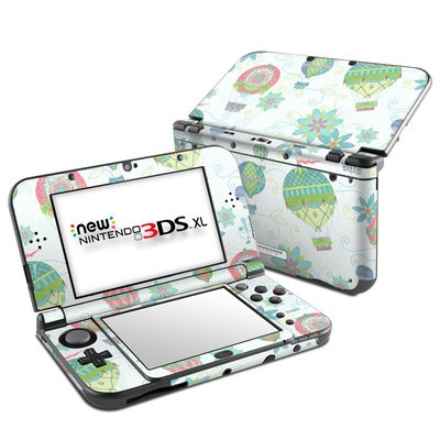 Nintendo New 3DS XL Skin - Up and Away