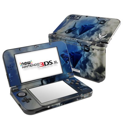 Nintendo New 3DS XL Skin - Blackbird