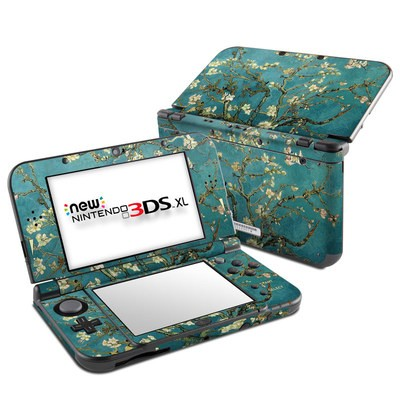 Nintendo New 3DS XL Skin - Blossoming Almond Tree
