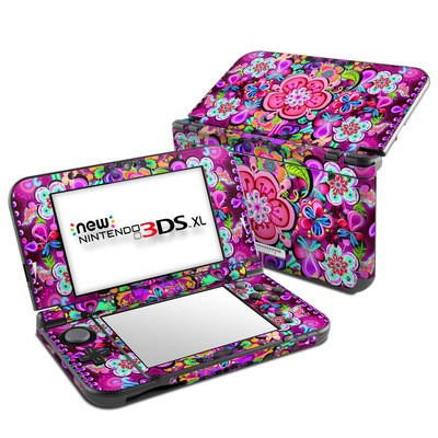 Nintendo New 3DS XL Skin - Woodstock