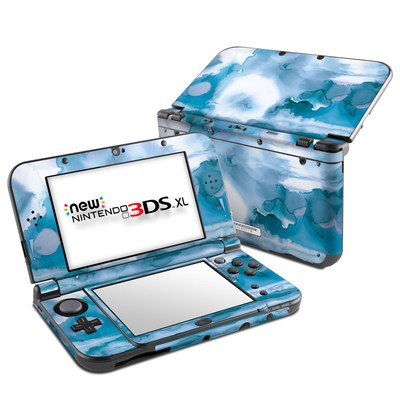 Nintendo New 3DS XL Skin - Zephyr