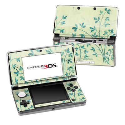 Nintendo 3DS Skin - Beauty Branch