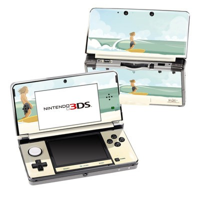 Nintendo 3DS Skin - Casual Friday