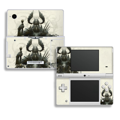 Nintendo 3DS Skin - Dark Knight
