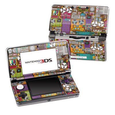 Nintendo 3DS Skin - In My Pocket