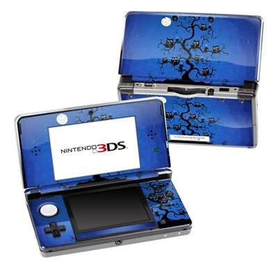 Nintendo 3DS Skin - Internet Cafe