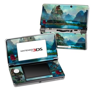 Nintendo 3DS Skin - Journey's End