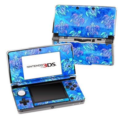 Nintendo 3DS Skin - Mother Earth